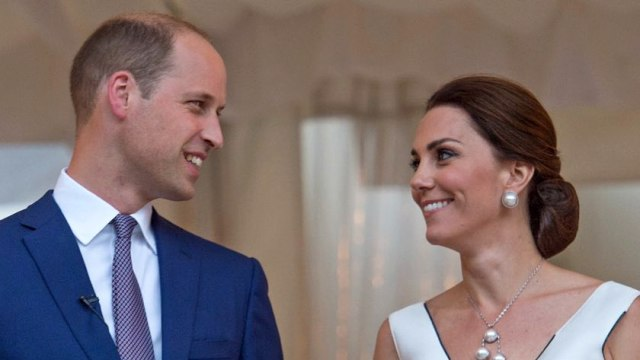 Beredar Video Wisuda Universitas Kate Middleton dan Pangeran William (65232)