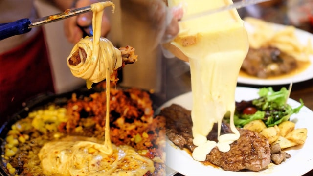 Cheese Lovers Yuk Berburu Makanan Serba Keju Di 5 Restoran Ini