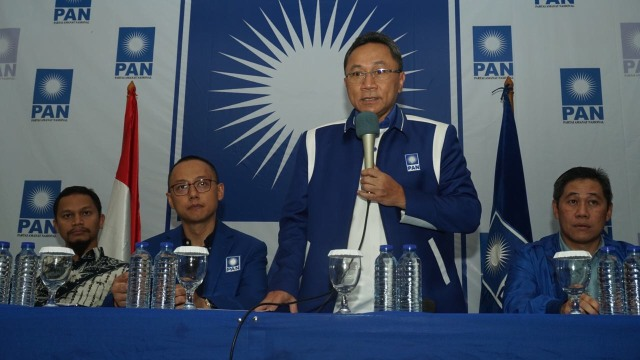 Zulkifli Hasan, Ketua Umum PAN