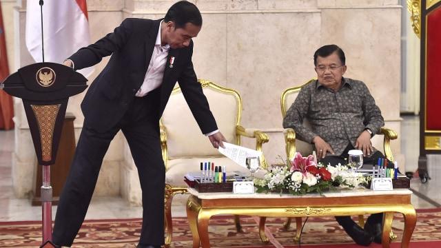 Jusuf Kalla di Kursi Prioritas Cawapres Jokowi (285953)