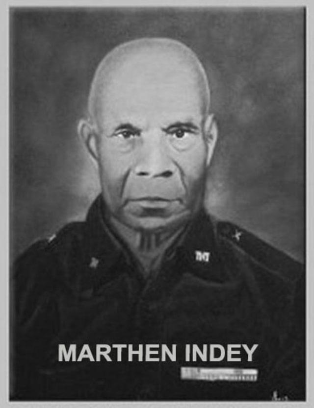 Marthen Indey, Nasionalis Dari Tanah Papua (253526)