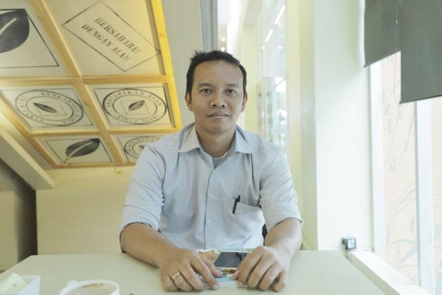 Direktur LION Indonesia, Wiranta Yudha