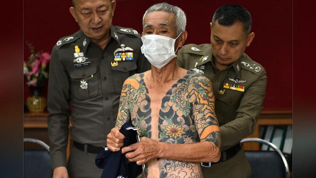 Makna Tato Yang Bikin Pemimpin Yakuza Ditangkap Di Thailand Kumparan Com
