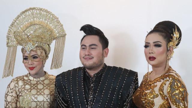 Soimah, Nassar pada acara HUT Indosiar