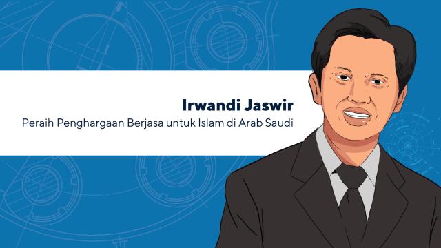 Irwandi Jaswir, Profesor 'Halal' Peraih Penghargaan Raja Faisal (74885)