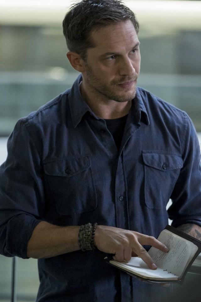 Ini Dia Penampakan Tom Hardy sebagai Venom (394805)