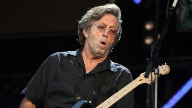 Eric Clapton Hampir Tuli (402093)
