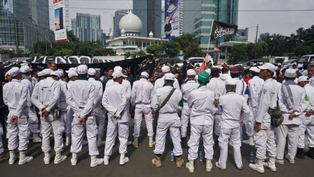 Front Persatuan Islam: Pelarangan FPI Tak Berdasar dan Langgar Konstitusi (184724)