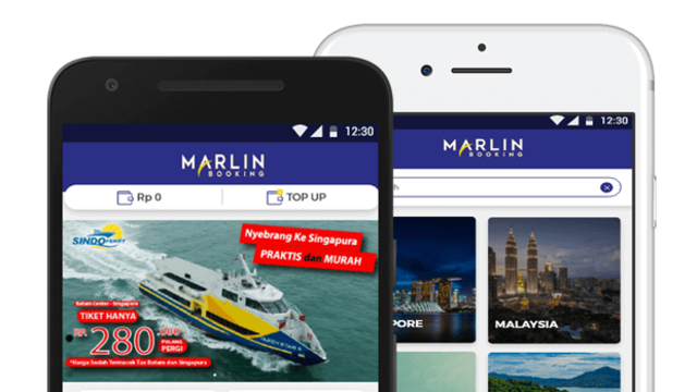 Marlin Booking