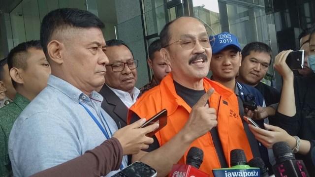 Fredrich Klaim Kantongi Dukungan Ribuan Advokat untuk Boikot KPK (374215)