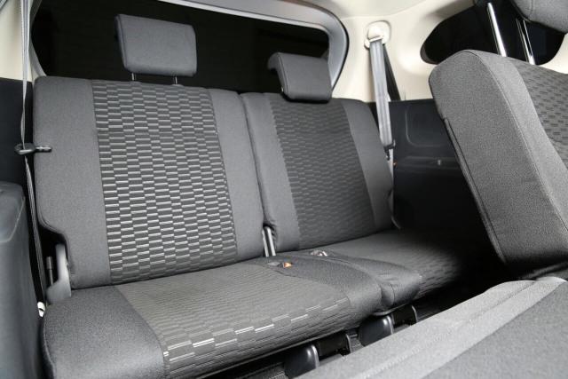 Interior All New Toyota Rush