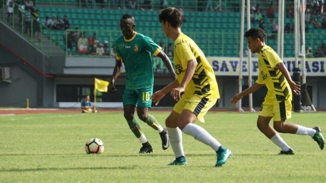 Pemain Sriwijaya FC, Makan Konate