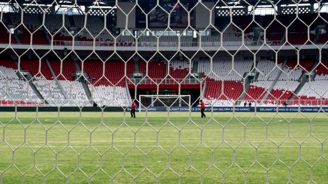 Timnas U-19 vs Korea Utara: Berharap Magi SUGBK (31026)
