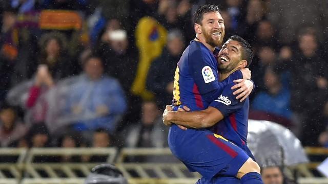 Kabar Baik untuk Spurs: Barcelona Terancam Tanpa Messi-Suarez (20471)