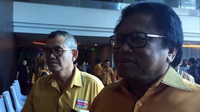 Ketua Hanura, OSO di rapat Harian DPP Hanura