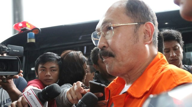 Fredrich Klaim Kantongi Dukungan Ribuan Advokat untuk Boikot KPK (374216)