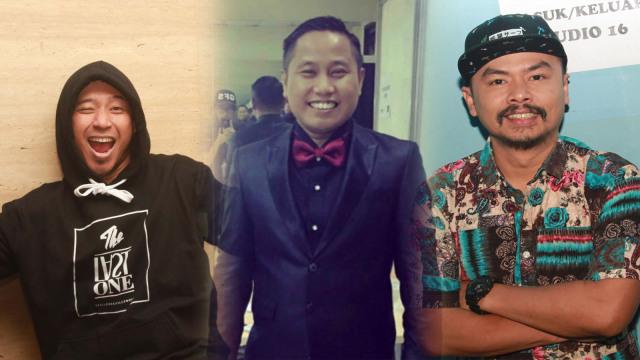 Kilas Balik Denny Cagur, Tukang Combro yang Jadi Presenter Ternama (324268)