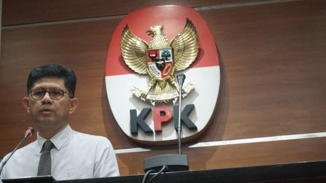 Wakil Ketua KPK, Laode Syarif