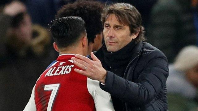 Inter dan Serie A: Aparatus Penebusan Sempurna Alexis Sanchez (22636)