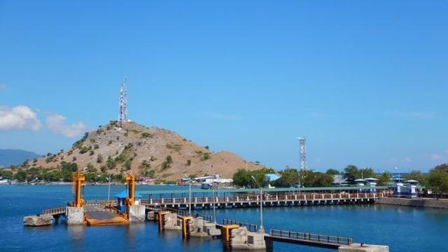 Indahnya Pelabuhan Poto Tano, Pintu Masuk ke Sumbawa Besar (230879)