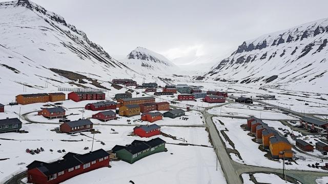 Longyearbyen, Kota Kecil di Norwegia yang Melarang Warganya Meninggal -  kumparan.com