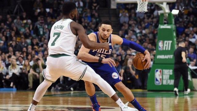 Celtics, Sixers