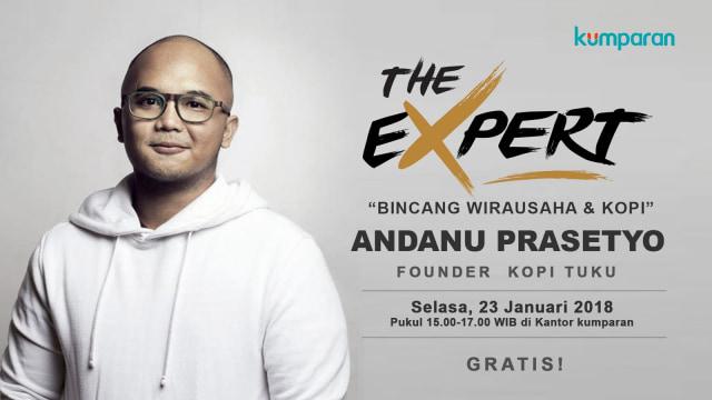 The Expert - Andanu Prasetyo