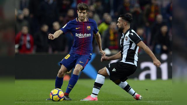 Pemain Barcelona, Sergi Roberto