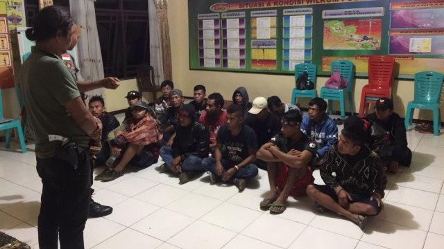 TKI Ilegal Diamankan Polisi di Kalimantan Barat