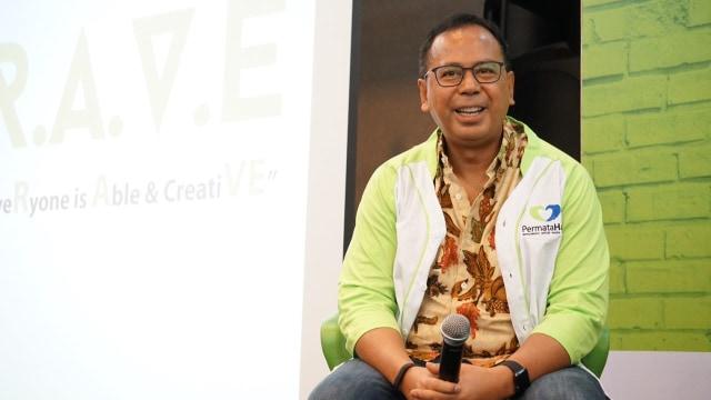 Misi Ridha Wirakusumah Usai Ditunjuk Jadi Dirut Lembaga Pengelola Investasi (4510)