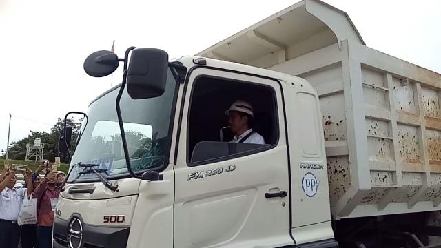 Ditolak SBY, Tol Trans Sumatera Dieksekusi Jokowi: BUMN-nya Kini Rugi (396604)