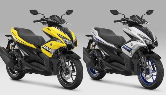 Yamaha Aerox 155VVA R-Version