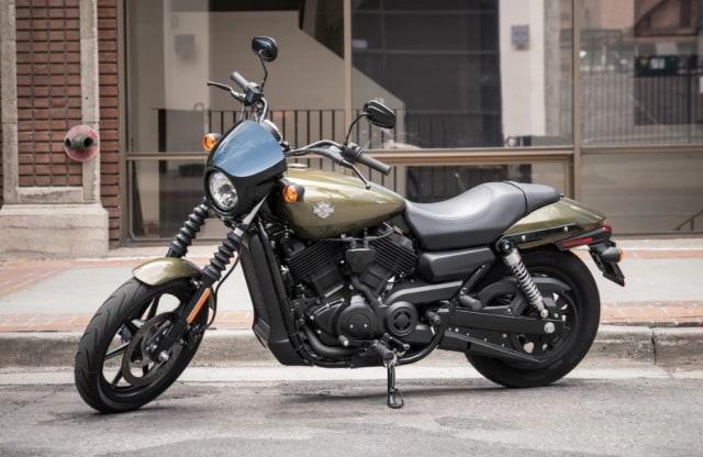 Tarif Sewa 5 Moge Harley-Davidson, Paling Murah Rp 1 Juta  (71514)