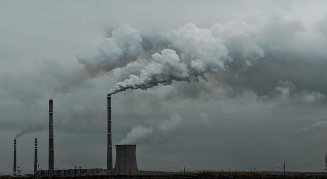 Gas polusi