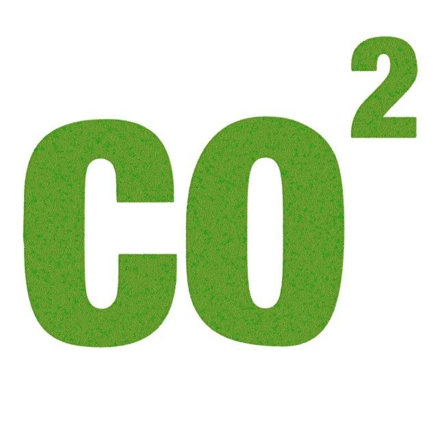 Rumus kimia karbon dioksida