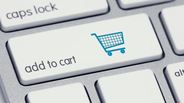 Shopping in amazon