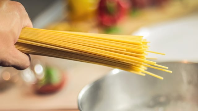 Ilustrasi pasta