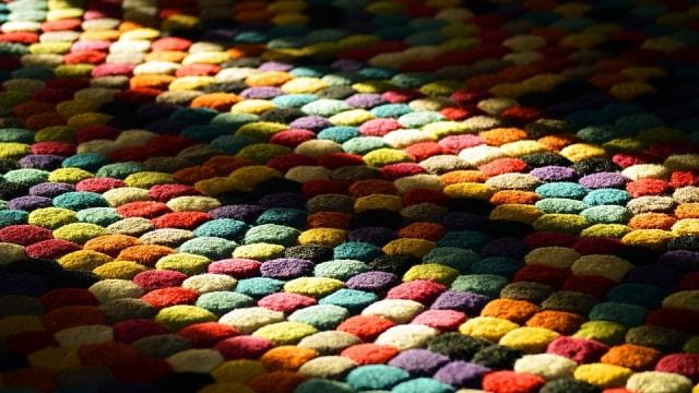 Ilustrasi karpet