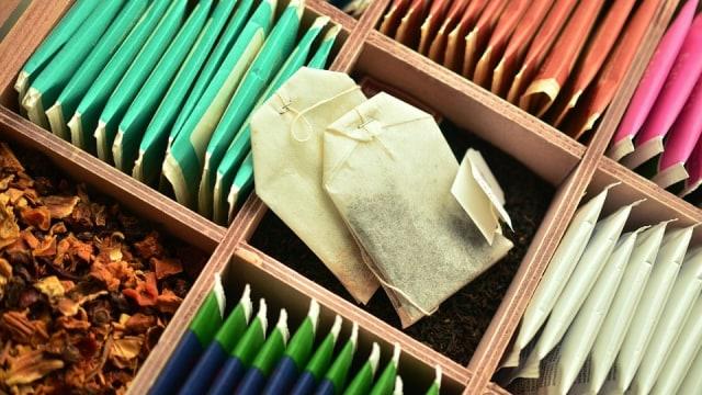 7 manfaat lain kantong teh bekas