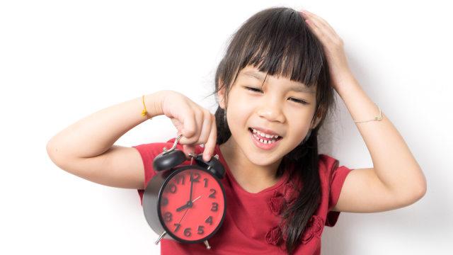 Waktu Tidur untuk Anak yang Sudah Besar (65785)