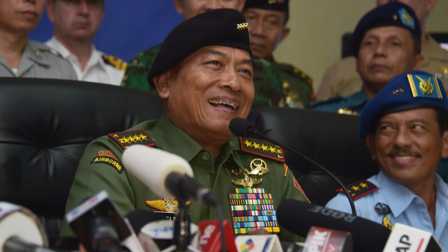 Jejak Komando Gabungan TNI yang Akan Diaktifkan Jokowi Hadapi Teroris (43286)