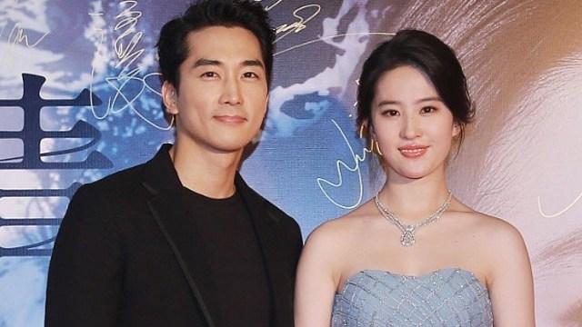 Song Seung Heon Dan Liu Yi Fei Dikonfirmasi Putus Kumparan Com