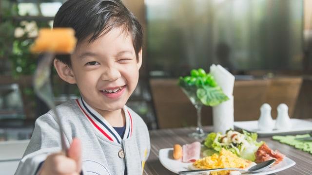 5 Bahan Makanan Yang Kaya Zat Besi Untuk Anak Kumparan Com