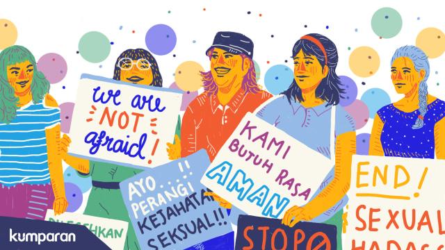 BEM FH UI: 79 Persen Tak Tahu Cara Melapor Kekerasan Seksual di Kampus (106913)