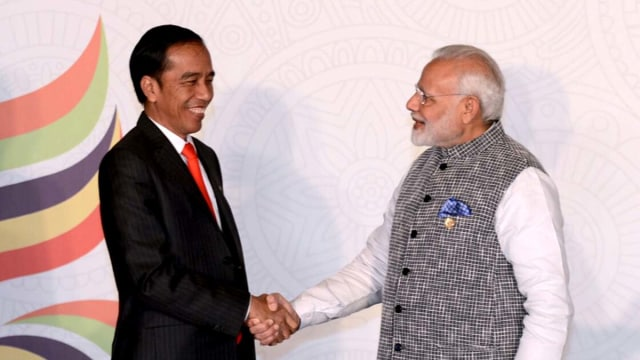 Sudah Dua Kali ke India, Jokowi Undang PM Modi ke Indonesia (224865)
