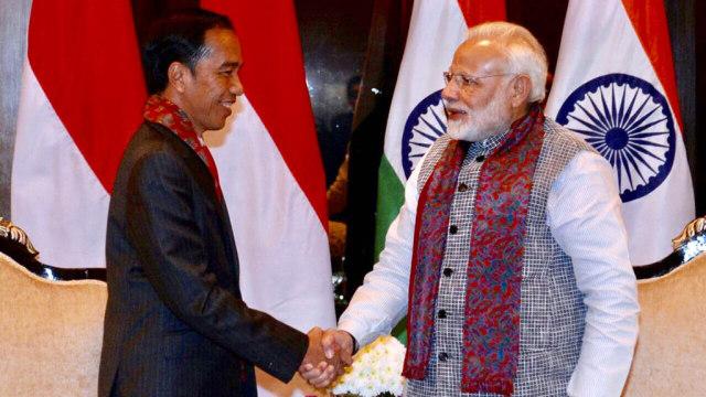 Penuhi Undangan Jokowi, PM India Kunjungi Jakarta (541677)