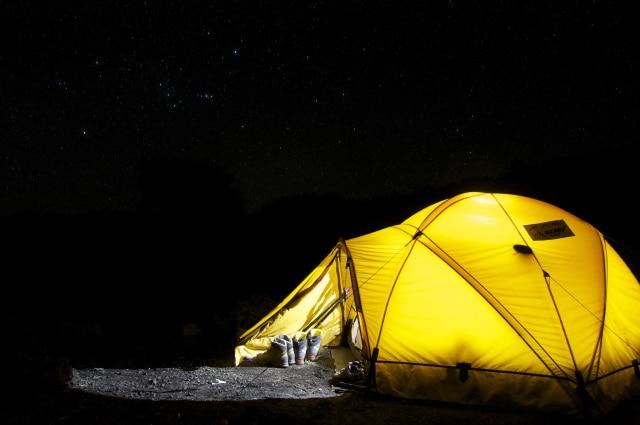 Camping anak