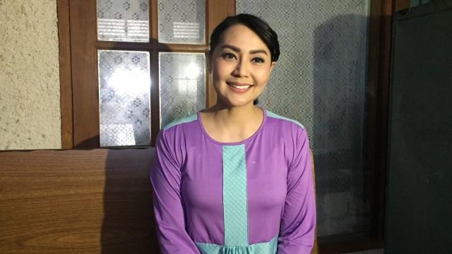 Tessa Kaunang Bicara soal Aksi Penggerebekan Rumah oleh Sandy Tumiwa (31484)