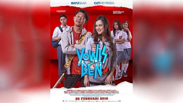 Film 'Yowis Ben'