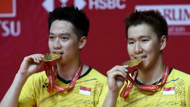 3 Target Besar Marcus/Kevin Setelah Juara Indonesia Masters  (758631)